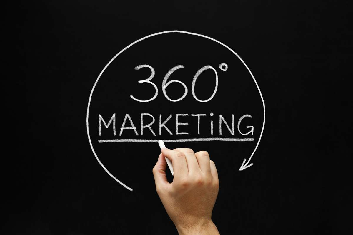 Web Marketing a 360 gradi