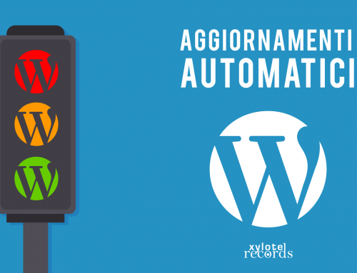 Come Disabilitare gli Aggiornamenti Automatici WordPress