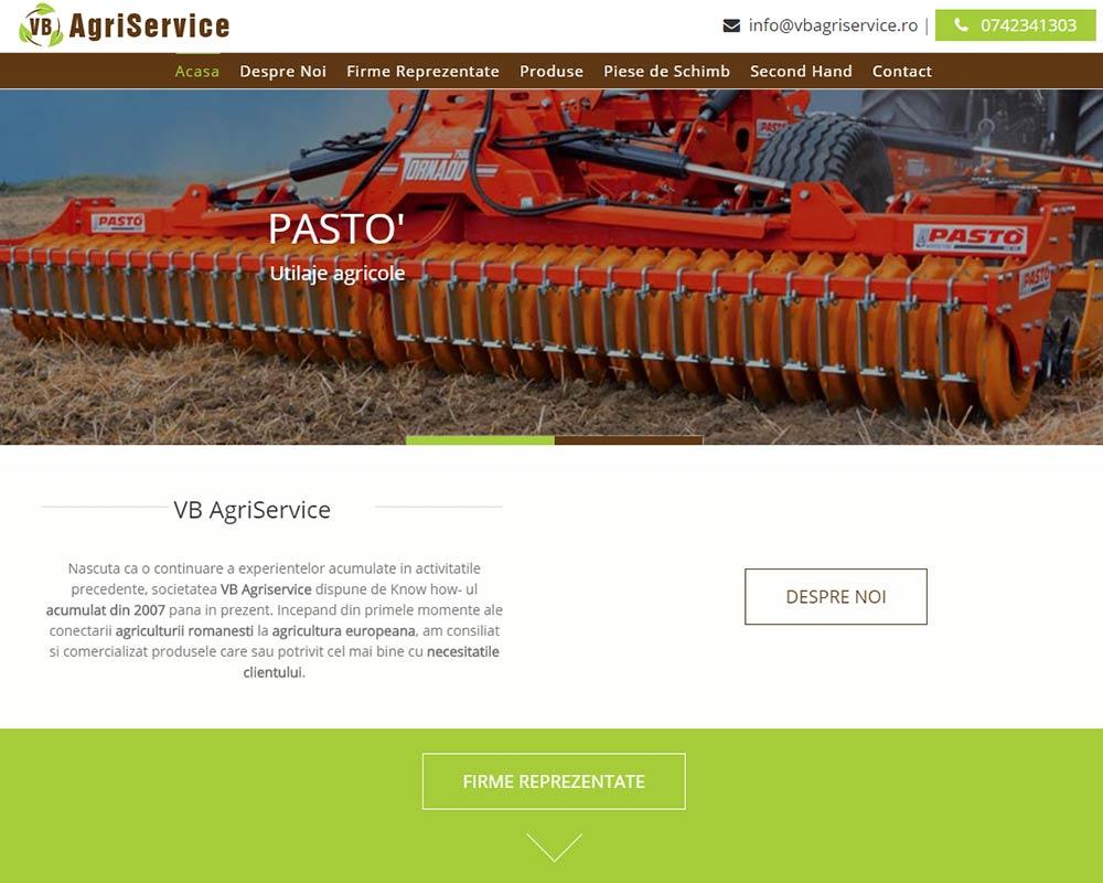 Sito Web per Azienda Agricola