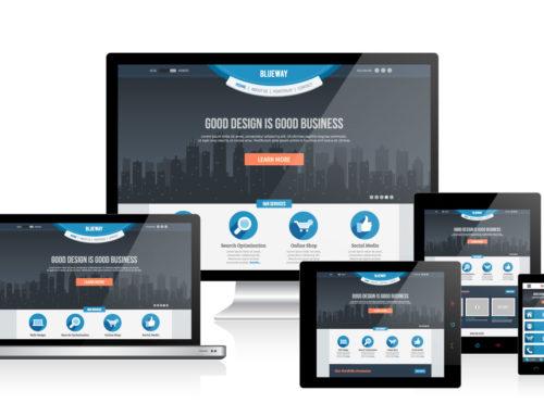Realizzazione Siti Web Aziendali per PC e mobile