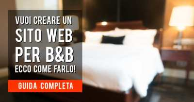 Sito Bed and Breakfast - Guida Completa