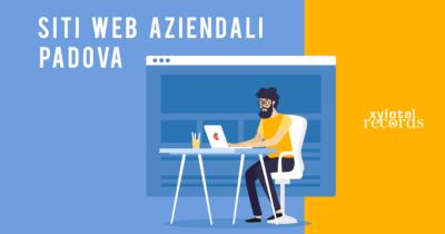 Realizzazione Siti Web Aziendali a Padova