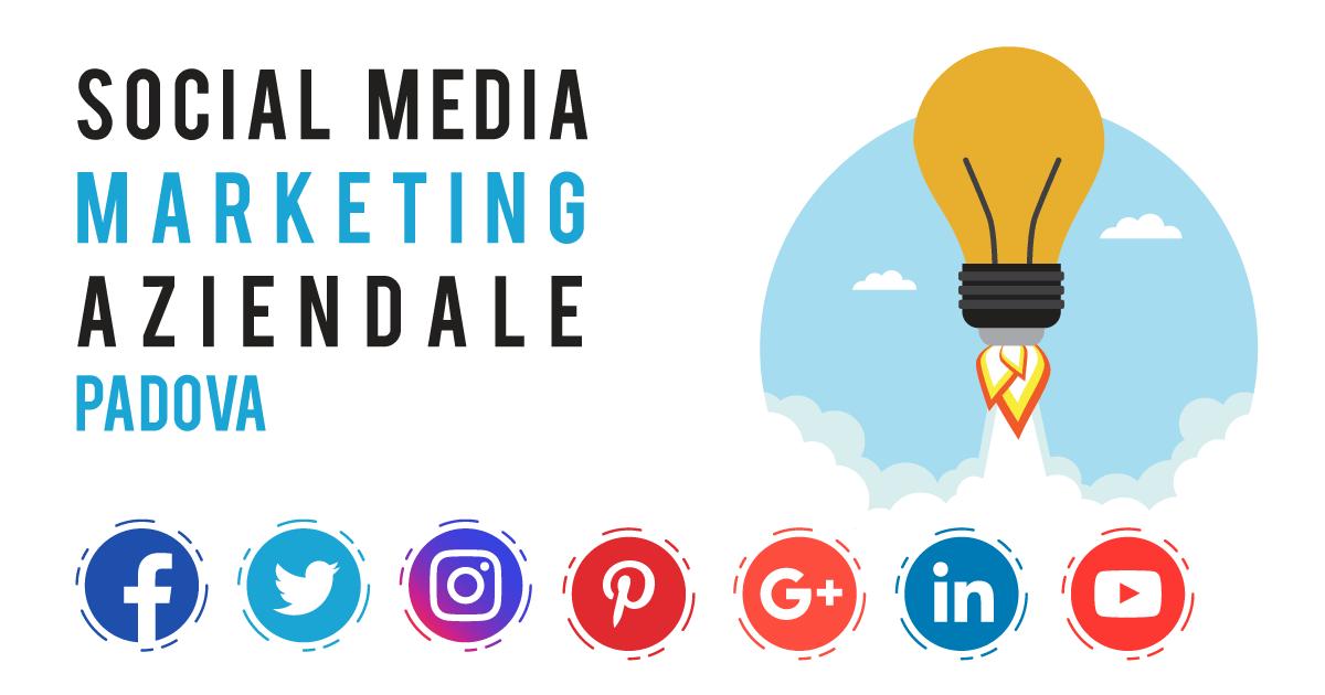 Gestione Social Media Marketing Aziendale a Padova