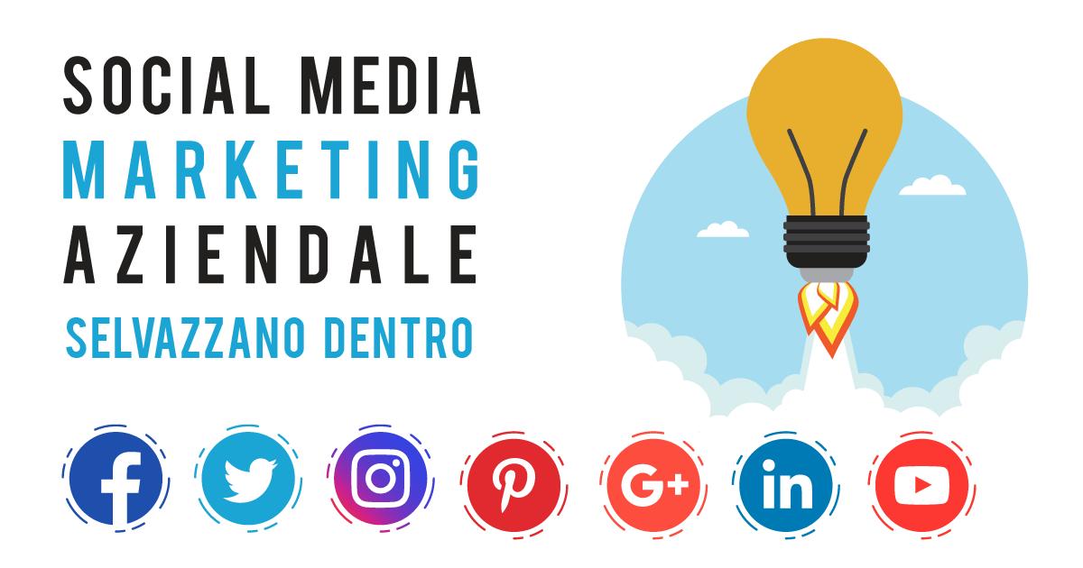 Gestione Social Media Marketing Aziendale a Selvazzano Dentro