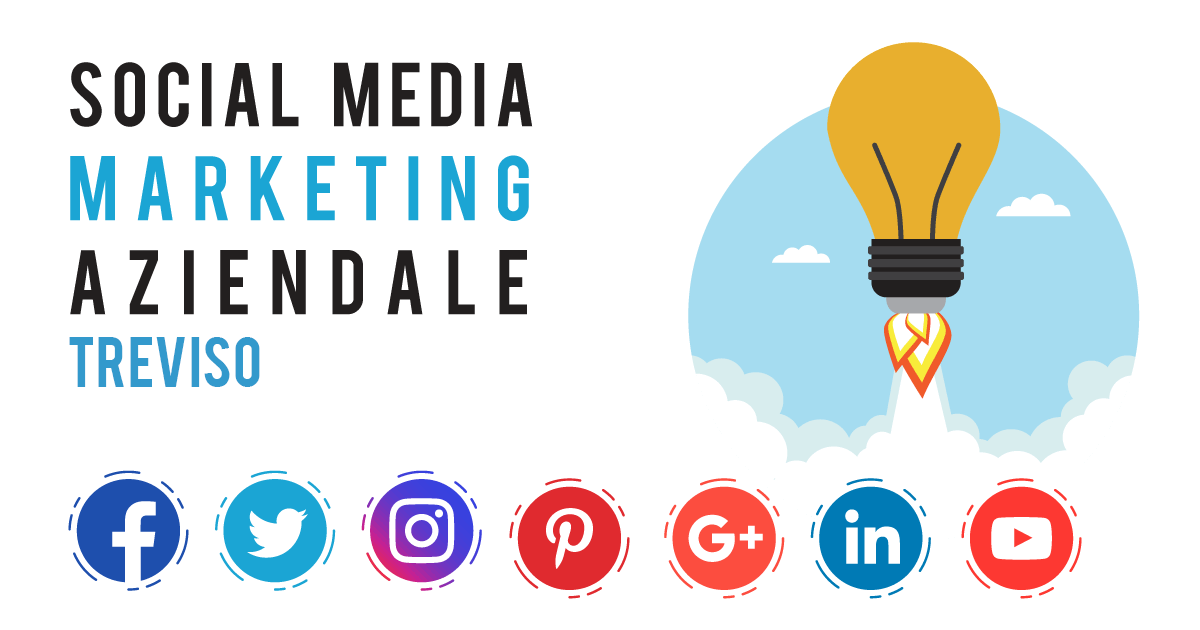 Gestione Social Media Marketing Aziendale a Treviso