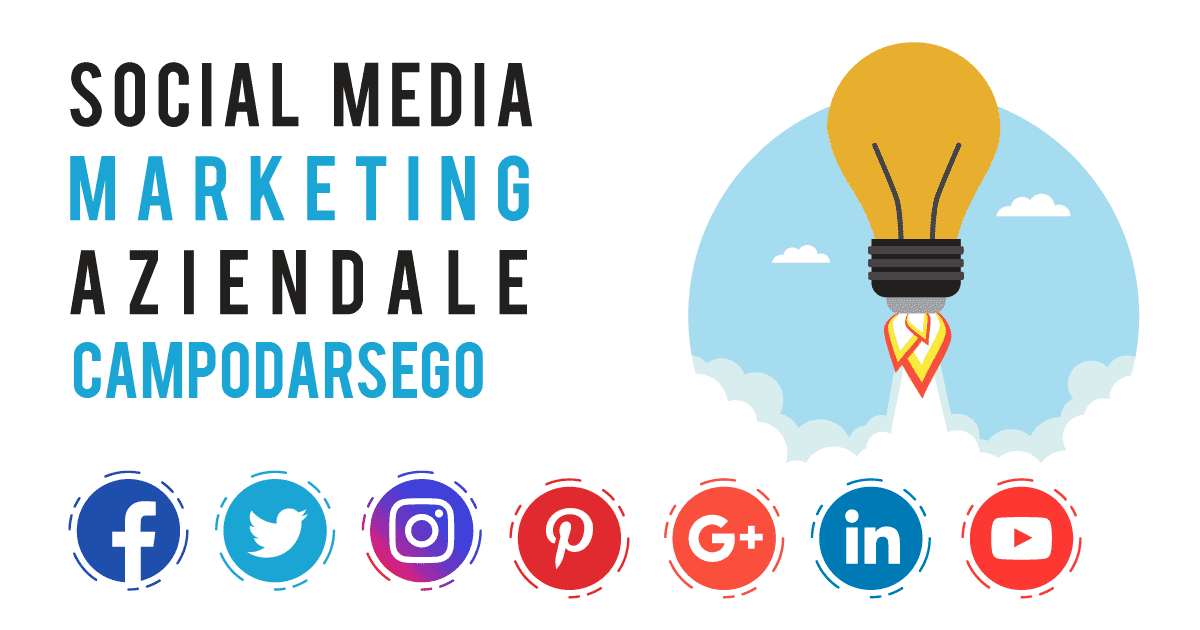 Gestione Social Media Marketing Aziendale a Campodarsego