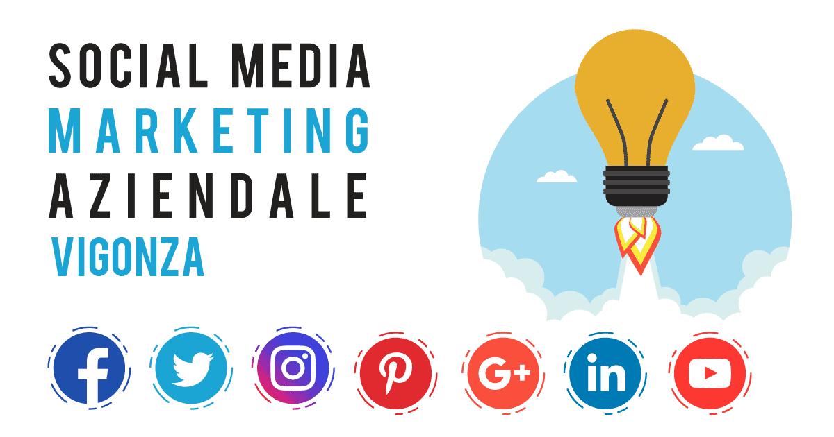 Gestione Social Media Marketing Aziendale a Vigonza